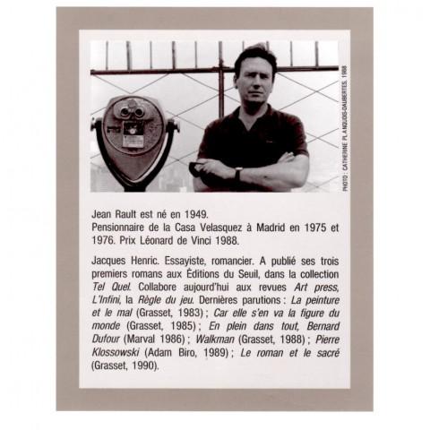 1992-Du Portrait-4eme de couv