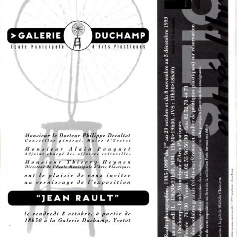 1999-Galerie Duchamp-verso