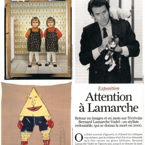 2009-Magazine littéraire-juillet-août