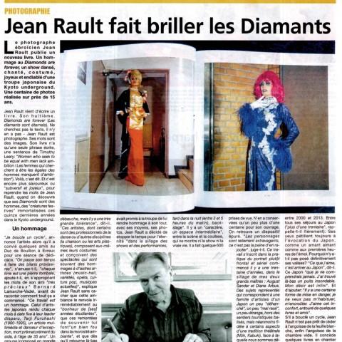 2014 10 24-Signature Le Duc de Bouillon-David Chapelle-La Dépêche