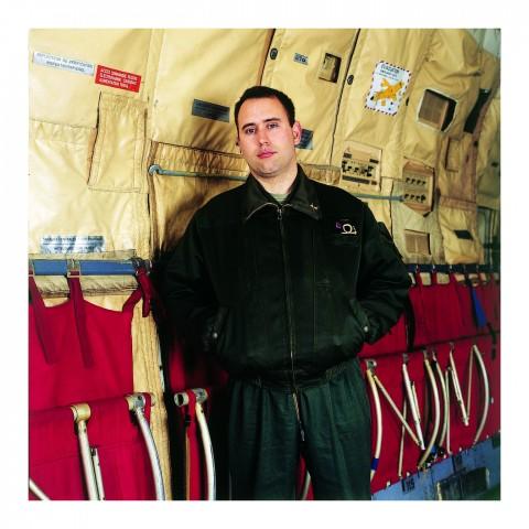 230-Aspirant Christophe V. pilote. 2003-2004