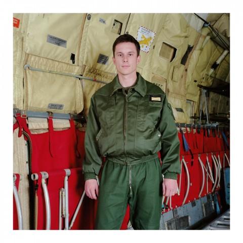 230-Capitaine Arnaud G. pilote. 2003-2004