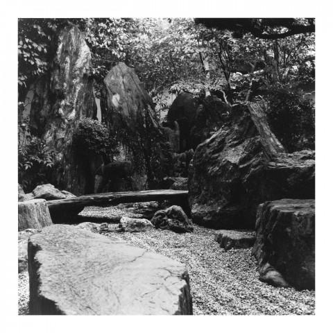 Daisen-in vue 3. Kyoto 2000