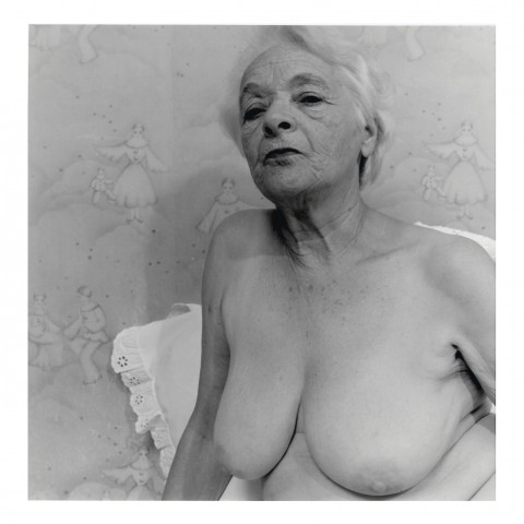 Mme L. Portrait serré 2005