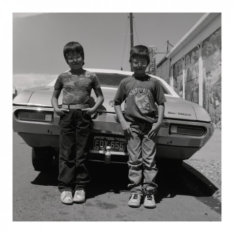 Twins Antonito, CO.1989