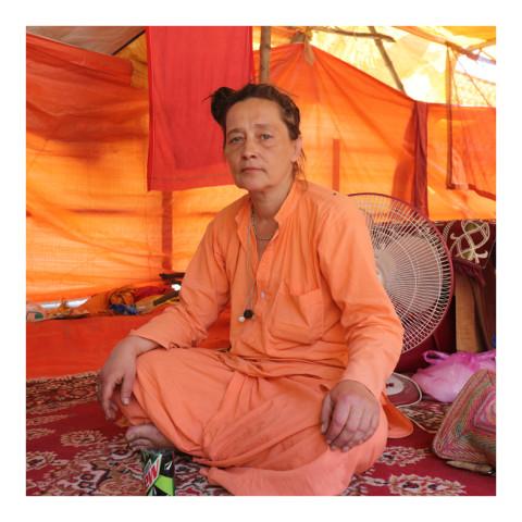 280-De la série Sadhus et Renonçants-Varanasi-2019-416A3092
