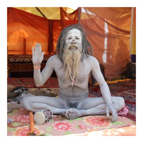 280-De la série Sadhus et Renonçants-Varanasi-2019-416A3095