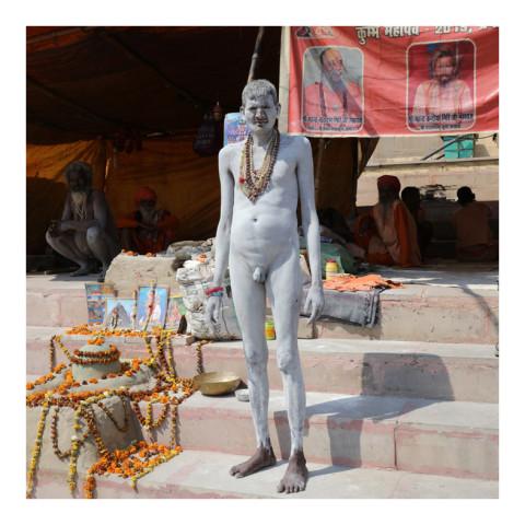 280-De la série Sadhus et Renonçants-Varanasi-2019-416A3107
