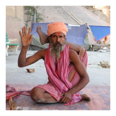 280-De la série Sadhus et Renonçants-Varanasi-2019-416A3125