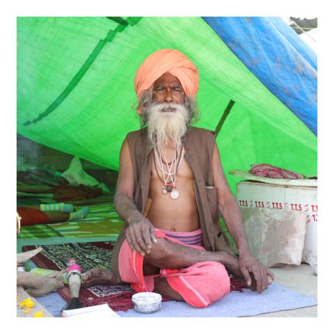 280-De la série Sadhus et Renonçants-Varanasi-2019-416A3154