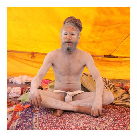 280-De la série Sadhus et Renonçants-Varanasi-2019-416A3168