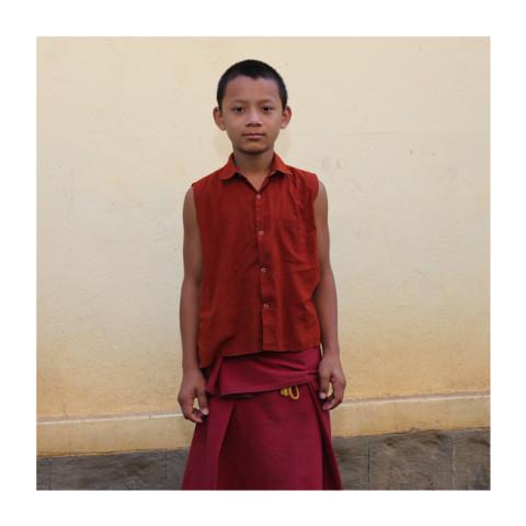 De la série Sera Mey Monastery-2019-Enfant moine 01