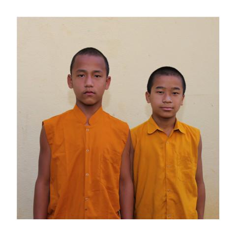 De la série Sera Mey Monastery-2019-Enfant moine 02