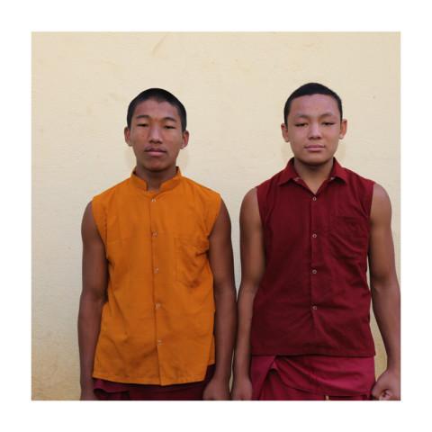De la série Sera Mey Monastery-2019-Enfant moine 03