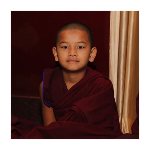 De la série Sera Mey Monastery-2019-Enfant moine 05