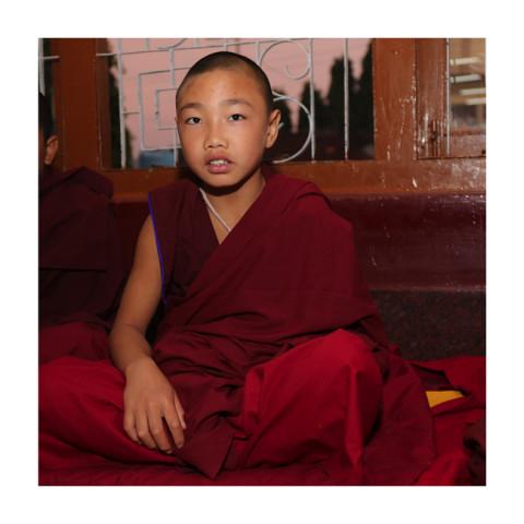 De la série Sera Mey Monastery-2019-Enfant moine 06
