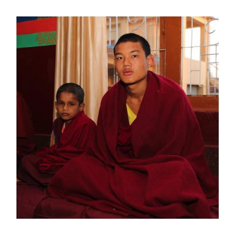 De la série Sera Mey Monastery-2019-Enfants moines 04