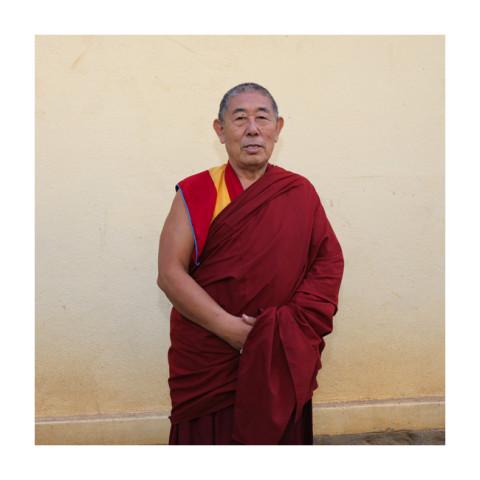 De la série Sera Mey Monastery-2019-Le Professeur