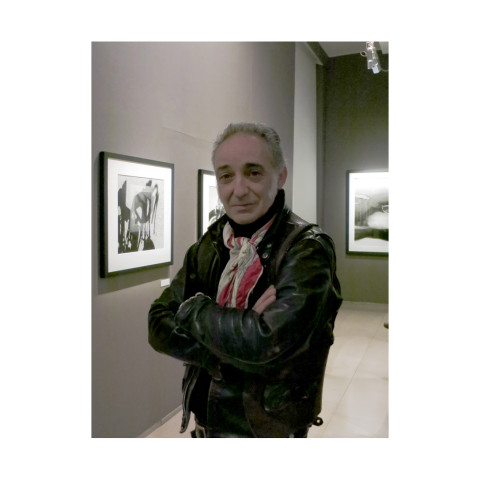 Alberto Garcia Alix-Paris octobre 2014