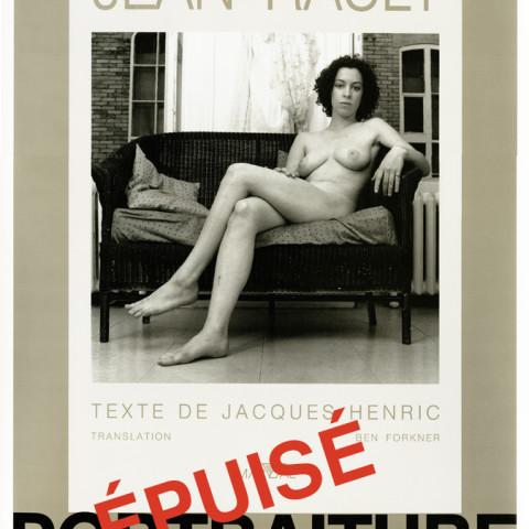 1992-Du Portrait-1ère de couv-ÉPUISÉ